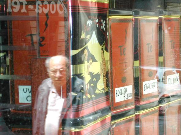 Barcelona, Spain - Tea Store
