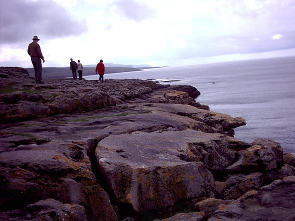 Dun Angus, Inish Mor