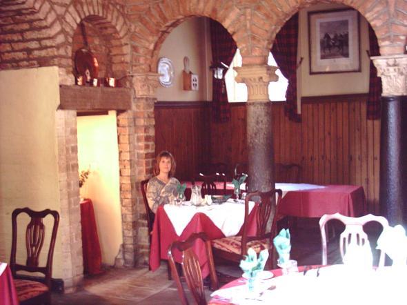 Equestrian Center- Basement Restaurant