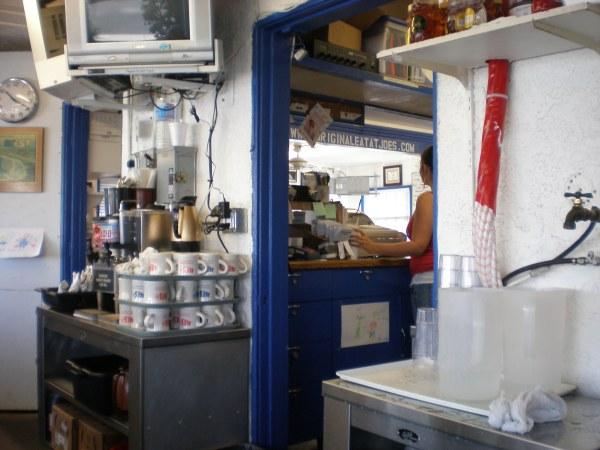 Inside Joe's