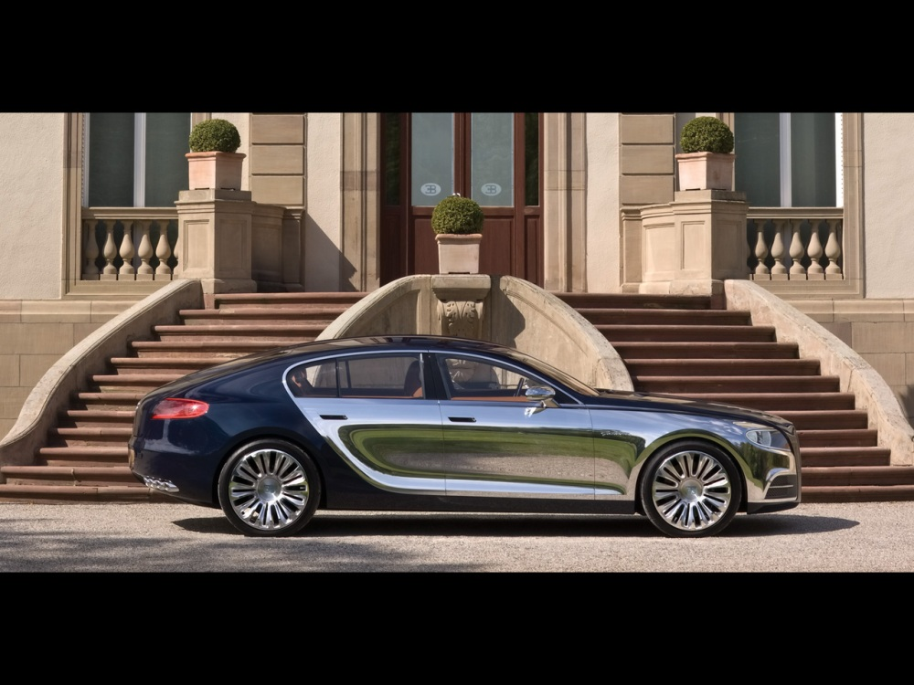 Bugatti 16C Galibier Photo Gallery (2/6)