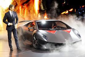 Lamborghini's Sesto Elemento Photoplay (4/6)