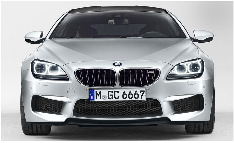 BMW M6 Gran Coupe set for Detroit  (2/4)