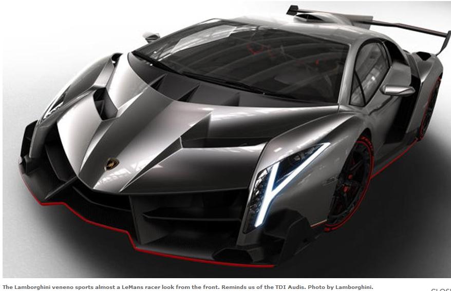 Lamborghini Aventador Art Of The State